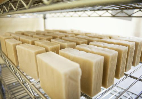 cure savon artisanal