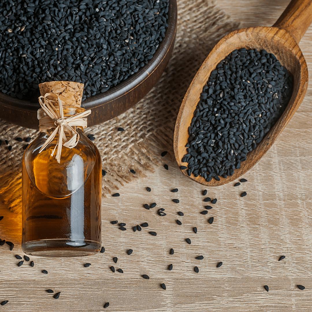 huile de nigelle bio