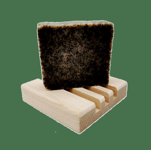 savon exfoliant